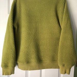 Supreme Sweaters - Supreme Polartec Deep Pile Crewneck